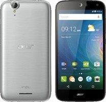 Acer Liquid Z630 Doble SIM 16GB plata