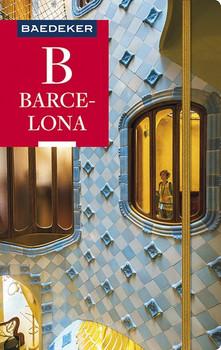 Baedeker Reiseführer Barcelona. mit GROSSEM CITYPLAN - Achim Bourmer  [Taschenbuch]