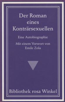Der Roman eines Konträrsexuellen - Wolfram Setz