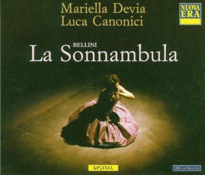Vincenzo Bellini - Bellini: La Sonnambula (Gesamtaufnahme)