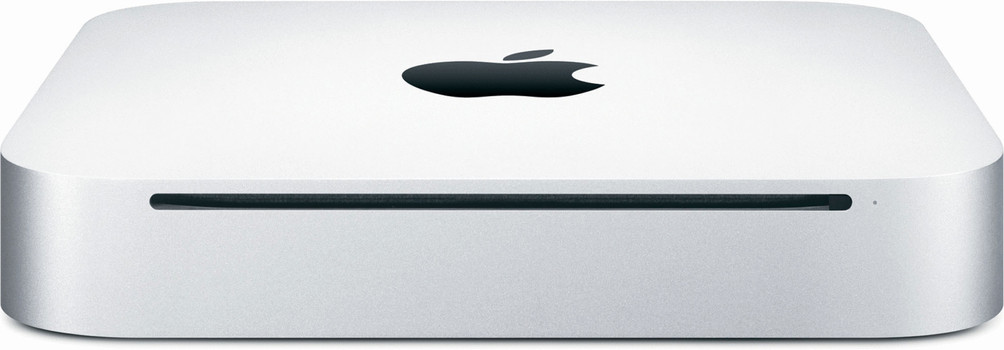 Apple Mac mini 2.66 GHz Intel Core 2 Duo 2 GB RAM 500 GB HDD (7200 U/Min.) [Metà  2010]