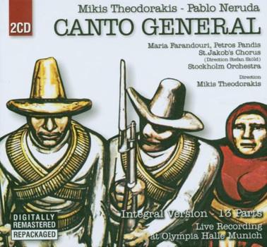 Mikis Theodorakis - Canto General