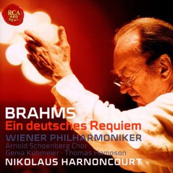 Nikolaus Harnoncourt - Ein Deutsches Requiem,Op.45