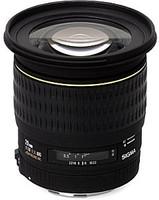 Sigma 20 mm F1.8 ASPH. DF DG EX RF 82 mm Objectif (adapté à Sony A-mount) noir