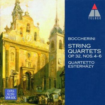 Quartetto Esterhazy - Streichquartette 4-6