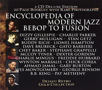 Various - Modern Jazz from Bebop to Fusi