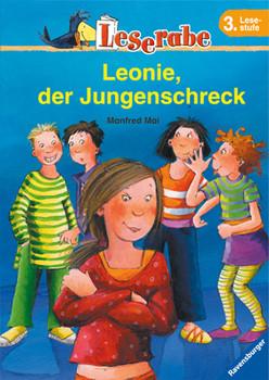 Leonie, der Jungenschreck - Manfred Mai