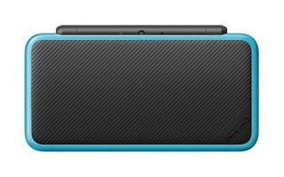 New Nintendo 2DS XL blauwzwart