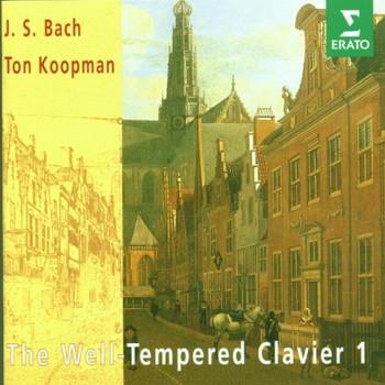 Ton Koopman - Wohltemperierte Klavier 1