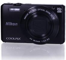 Nikon COOLPIX S7000 zwart