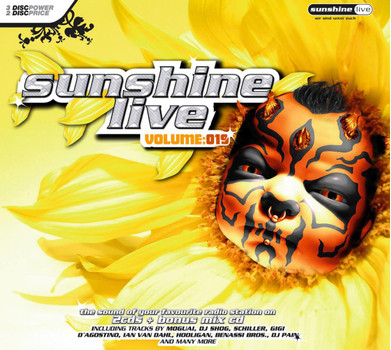 Various - Sunshine Live Vol. 19
