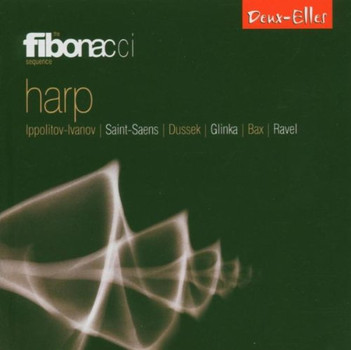 Gillian Tingay - Harp/Fibonacci Sequence