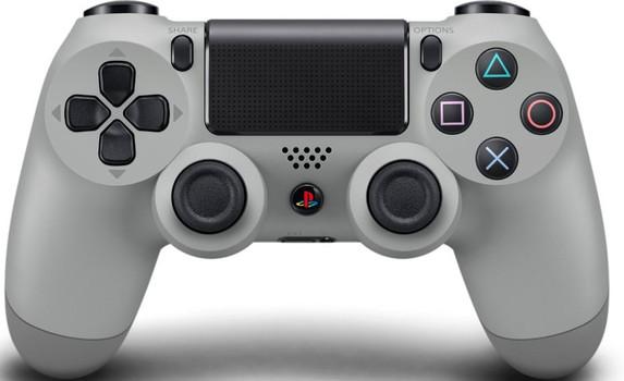 PS4 DualShock 4 draadloze controller grijs