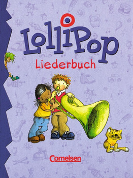 Lollipop, Liederbuch, Schülerbuch