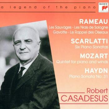 Casadesus - Rameau, Scarlatti, Mozart, Haydn - Legend of the Piano