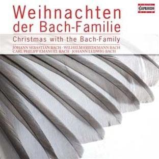 Various - Weihnachten der Bach-Familie