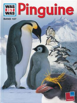 Was ist Was: Band 107 - Pinguine [Gebundene Ausgabe]