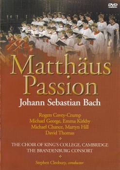 The Choir of Jesus College - Stephen Cleobury: Johann Sebastian Bach - Matthaus Passion