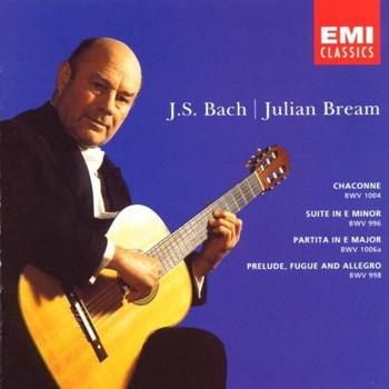 Julian Bream - Suite BWV 996 / Partita BWV 1006