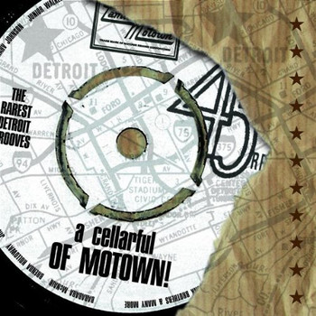 Various - A Cellarful of Motown
