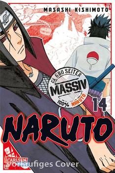 NARUTO Massiv 14 - Masashi Kishimoto  [Taschenbuch]