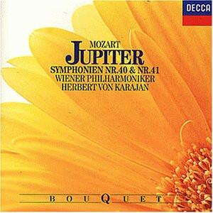 Karajan - Sinfonien 40 und 41