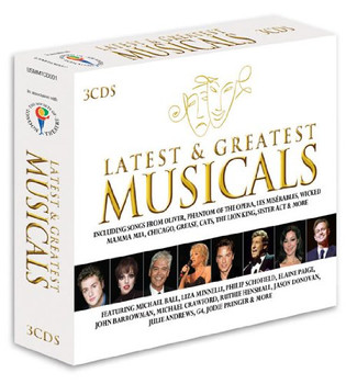 Various - Latest & Greatest Musicals