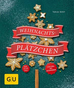 Weihnachtsplätzchen. aus aller Welt - Tanja Dusy [Taschenbuch]