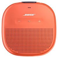 Bose SoundLink Micro Bluetooth speaker oranje