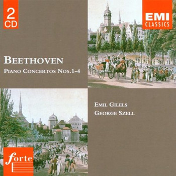 Gilels - Forte - Beethoven (Klavierkonzerte)