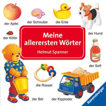 Meine allerersten Wörter - Helmut Spanner