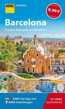 ADAC Reiseführer Barcelona - Julia Macher  [Taschenbuch]