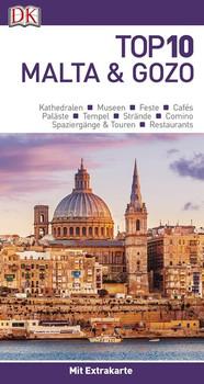 Top 10 Reiseführer Malta & Gozo. mit Extrakarte und kulinarischem Sprachführer zum Herausnehmen [Taschenbuch]