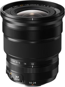 Fujifilm X 10-24 mm F4.0 OIS R 72 mm filter (geschikt voor Fujifilm X) zwart