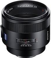 Sony Planar T* 50 mm F1.4 SSM ZA 77 mm filter (geschikt voor Sony A-mount) zwart