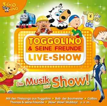 Various - Toggolino Live-Show-die Musik zur Show!