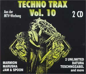 Various - Techno Trax Vol.10