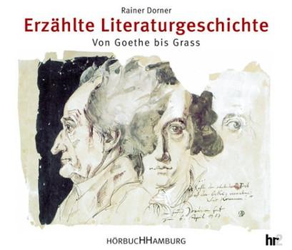 Erzählte Literaturgeschichte. 7 CDs.