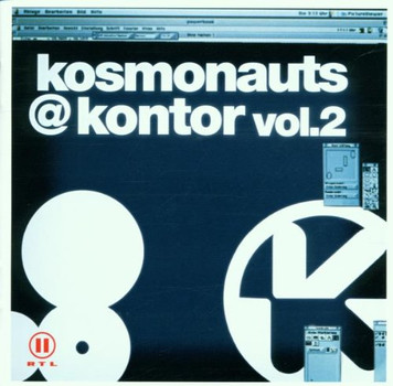 Various - Kosmonauts Kontor Vol.2
