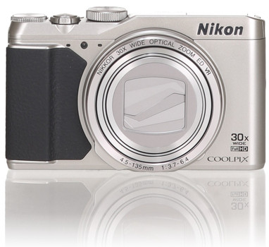 Nikon COOLPIX S9900 zilver