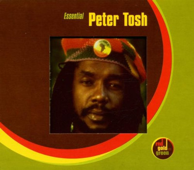 Peter Tosh - Red Gold Green