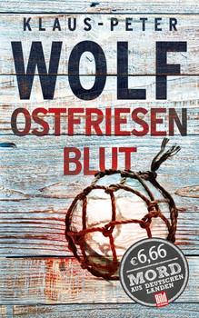 Ostfriesenblut - Klaus-Peter Wolf  [Taschenbuch]
