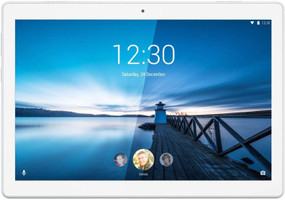 "Lenovo Tab M10 10,1"" 16GB eMCP [Wi-Fi] polar wit"