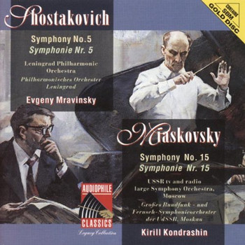 Kondrashin - Sinfonie 5