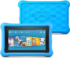 """Amazon Fire 7"""" 8GB [WiFi, Kids Edition, modello 2015] blu"""
