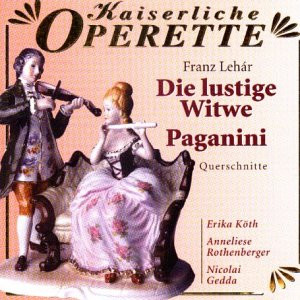 Various - Lustige Witwe/Paganini