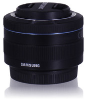 Samsung NX 20-50 mm F3.5-5.6 ED i-Function II 40,5 mm Objetivo (Montura Samsung NX) negro