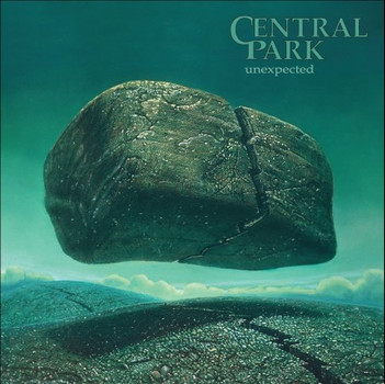 Central Park - Unexpected CD + Dvd
