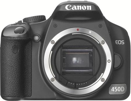 Canon EOS 450D noir
