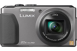 Panasonic Lumix DMC-TZ41 zilver